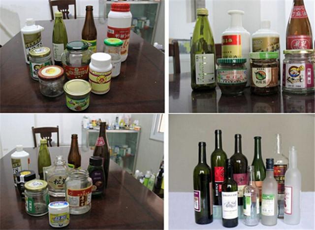 Прилагане на етикетираща машина за етикетиране на кръгла бутилка: