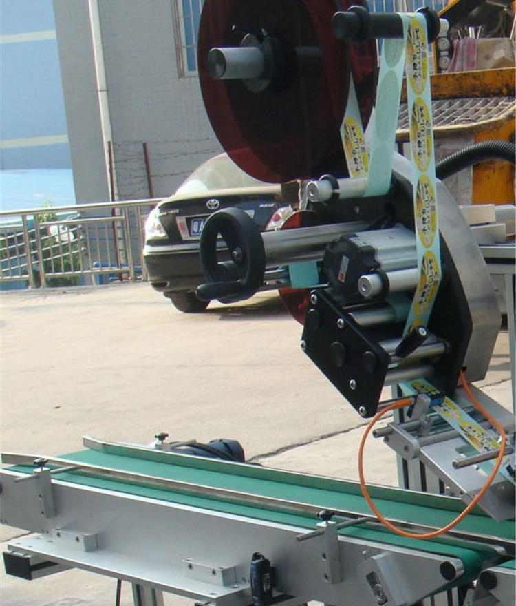 Производител на машина за етикетиране на горната повърхност за мляко с автоматичен стикер