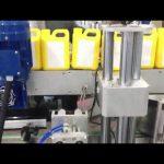 Автоматична машина за етикетиране на течни бутилки за почистване