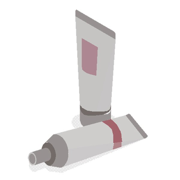 Етикети за опаковане на козметични туби
