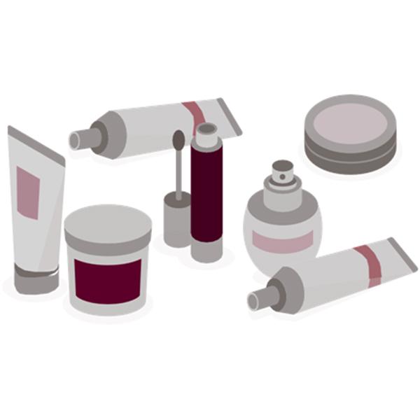 Оборудване за етикетиране на козметика