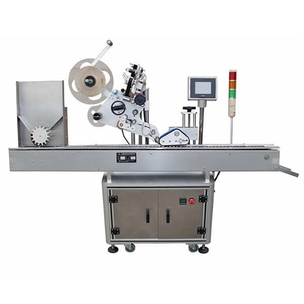Напълно автоматична машина за етикетиране на хоризонтални спринцовки
