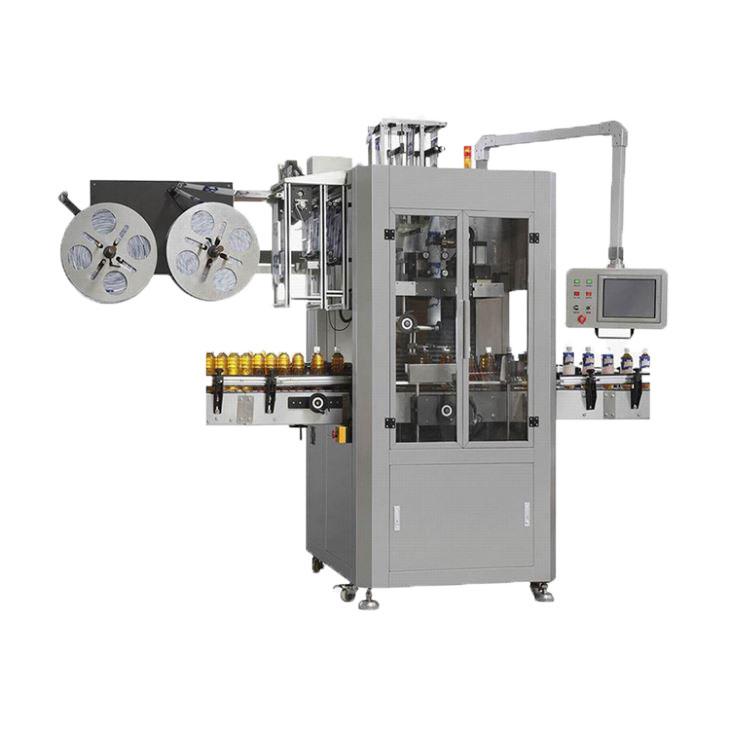 Висококачествена автоматична машина за етикетиране на стреч ръкави