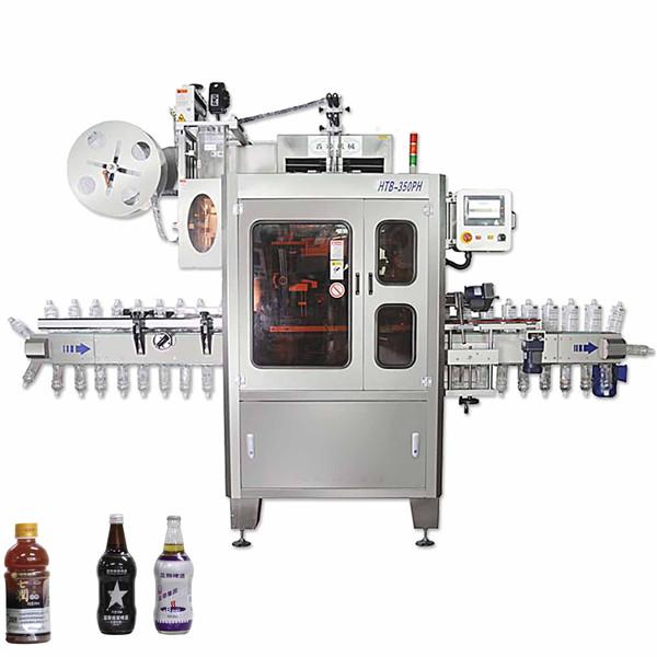 Линеен тип Серво тип Свиваща се обвивка около машина за етикетиране